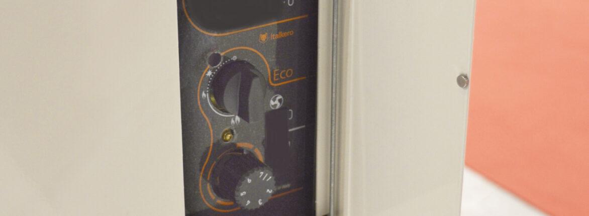 Газовый конвектор серии Italkero Eco SC